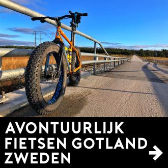 avontuurlijk fietsen