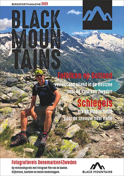 Black mountains magazine 2020